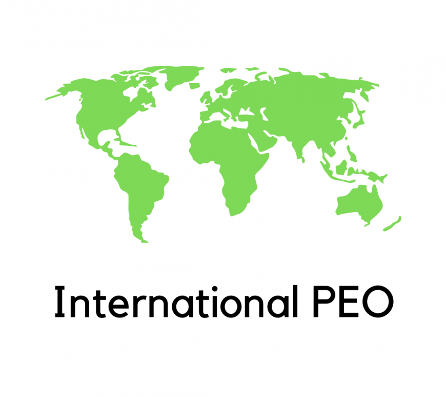 What is International PEO?