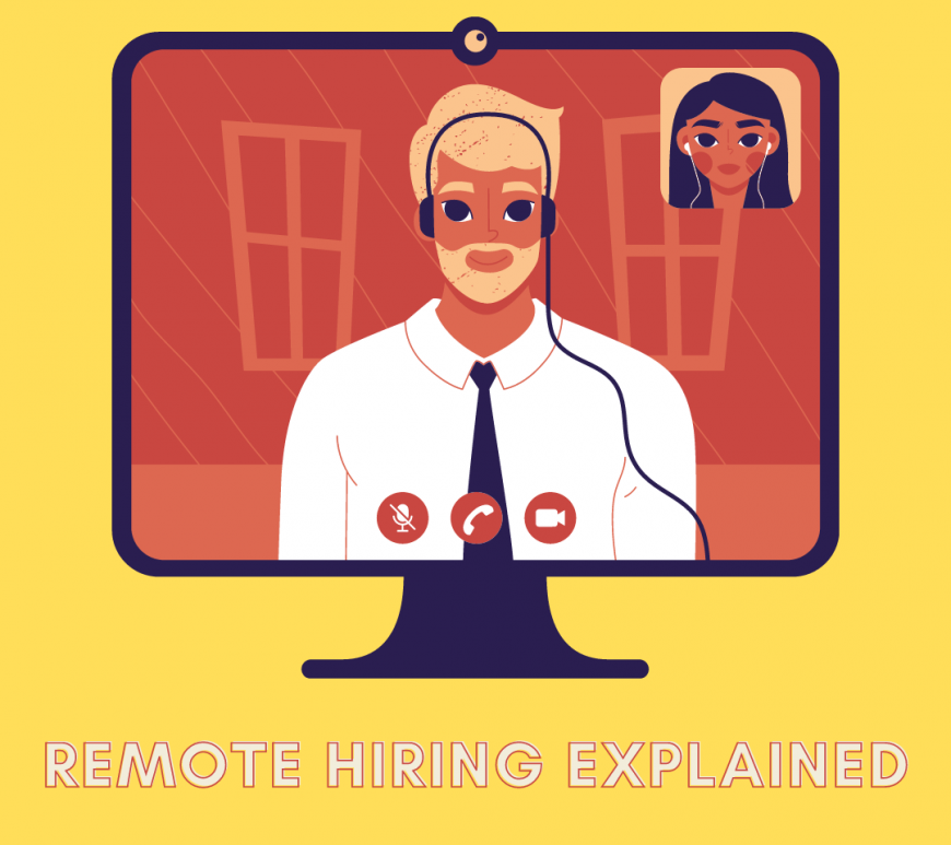 How Does Remote Hiring Work