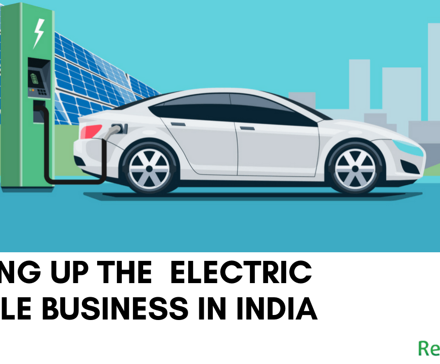 Revving up the EV business in India