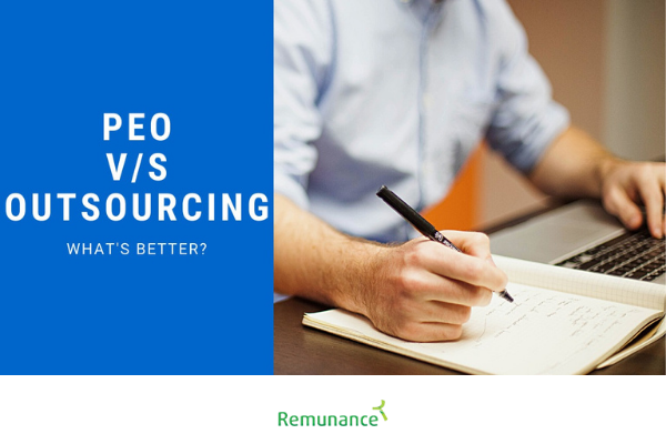 PEO VS Outsourcing