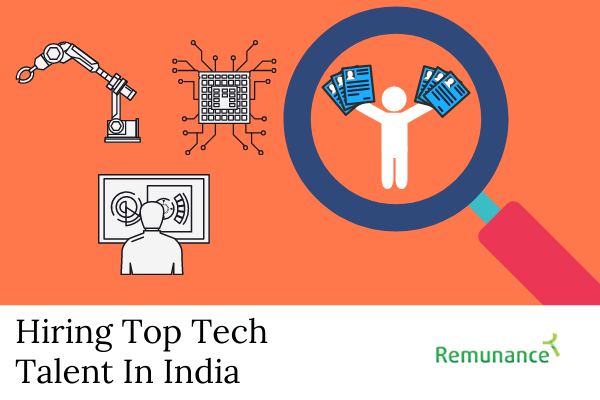 Hiring Top Tech Talent in India