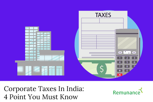 Corporate Taxes In India