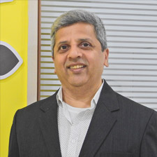 Rajendra – Founder & MD